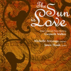 The Sun is Love Album Art